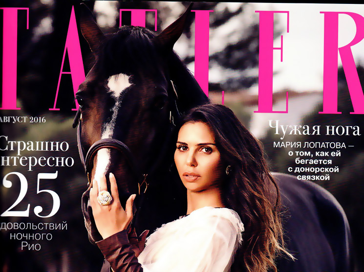 Living Proof в Tatler